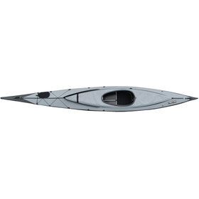 Triton advanced Ladoga 1 Advanced Kayak Set Completo, grey/black